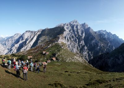 Lagos de Covadonga – Poncebos