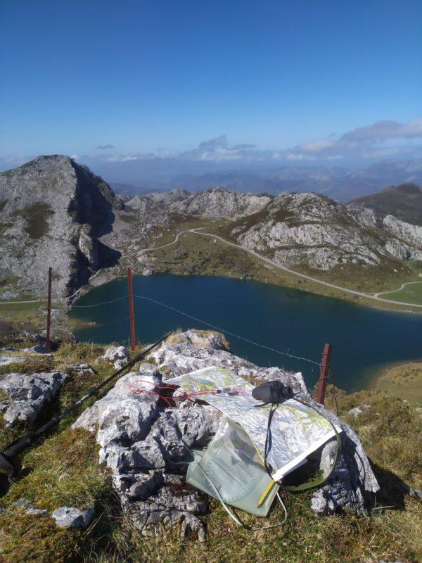 Lagos de Covadonga Lago Enol